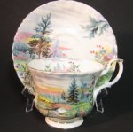 Royal Albert Dovedale Tea Cup