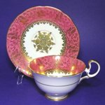 Aynsley Victorian Gilt Teacup