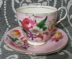 Vintage Paragon Tulip Bouquet Teacup