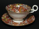Radfords Chintz Transferware Teacup and Saucer