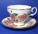 Queen Anne Royal Roses Teacup