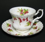 Royal Albert Canada Sea to Sea Teacup