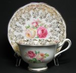 Royal Albert Gilt Roses