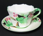 Paragon Art Deco Lilies Teacup