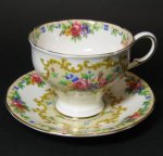Vintage Paragon Minuet Teacup and Saucer