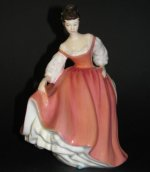Royal Doulton Fair Lady Figurine