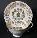 Paragon Canada Emblems Teacup