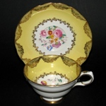 Grosvenor Floral Bouquet Teacup