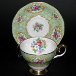 Gainsborough Teacup Queen Anne