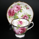 American Beauty Teacup