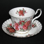 Centennial Rose Teacup