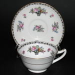 Paragon Flower Basket Teacup