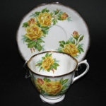 Tea Rose Teacup