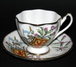 Unicorn of Scotland Teacup