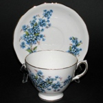 Forget-me-not Teacup
