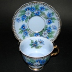 Blue Castle Teacup