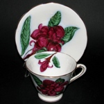 Hawaiian Flowers Teacup