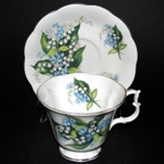 Lily of the Valley Teacup