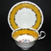Aynsley Yellow Gilt Floral