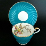 Aynsley Pussy Willow Teacup