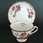 Shafford Rose Bouquet Teacup