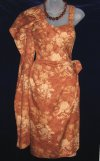 Alfred Shaheen Hawaiian Dress