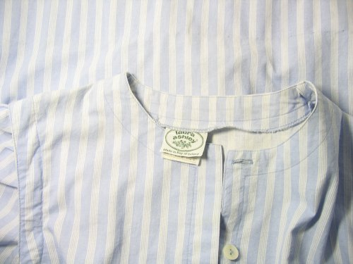 Laura Ashley Made in Rep of Ireland Tag Name