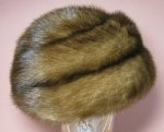Double Ridged Mink Hat