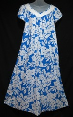 Ocean Blue Hawaii Dress