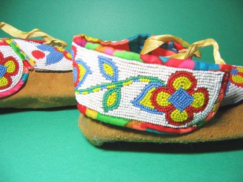 First Nations Moccasins