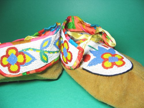 Nothern Canada Moccasins