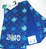 Vancouver Whistler Olympic Scarf