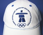 Vancouver Inukshuk Olympic Ball Cap