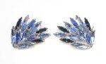 Sherman Blue Spray Earrings