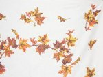 Maple Leaves Tablecloth