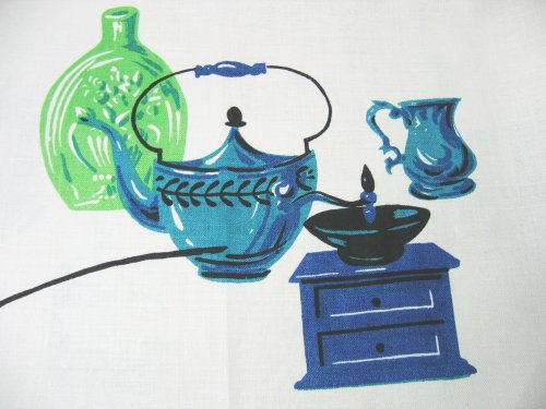 Eames Era Teapot and other Kitchen Ware