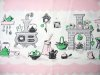 Kitchen Stoves Tablecloth