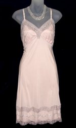 Kayser Blush Lace Slip