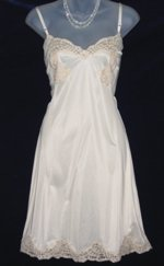 Kayser Art Deco Lace Slip