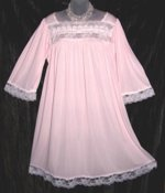 Christian Dior Pink Nightgown